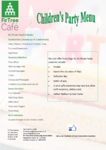 childrens-party-menu